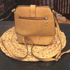 Handbags - Small brown shoulder bag. NWOT